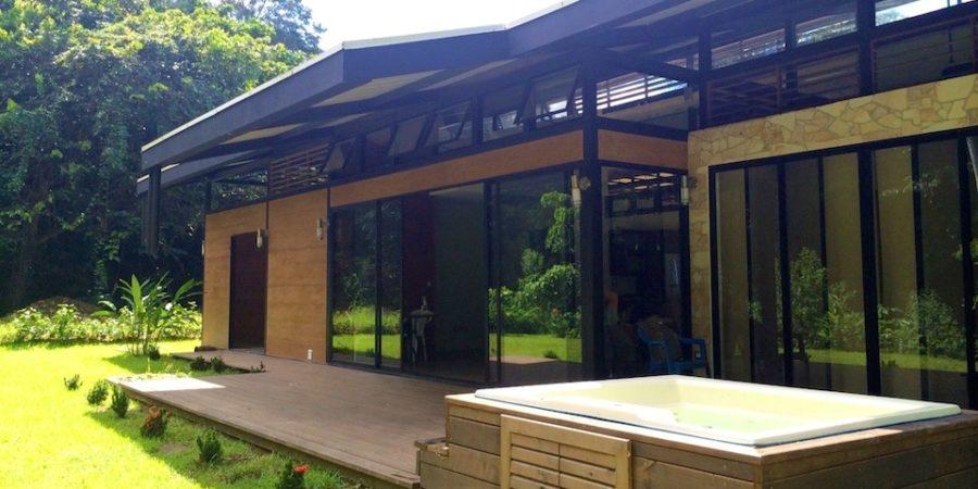 cusinga villa for rent costa rica
